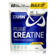 Креатин моногидрат USN Pure Creatine   (300g.(bag))