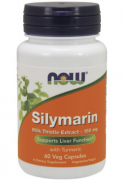 Силимарин NOW Silymarin 150mg   (60 vcaps)
