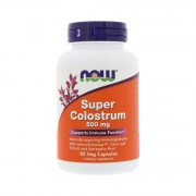 Колострум NOW Super Colostrum 500mg   (90 vcaps)