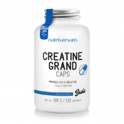 Креатин моногидрат PurePRO (Nutriversum) Basic Creatine Grand Caps  (120 капс)