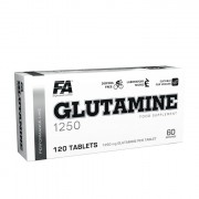 Глютамин Fitness Authority Glutamine 1250  (120 таб)