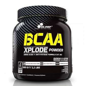 BCAA 2:1:1 Olimp BCAA Xplode Powder  (500 г)